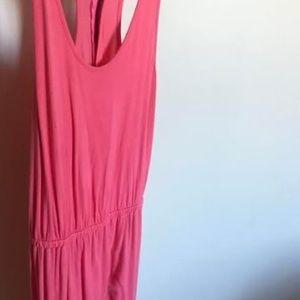 Banana Republic Pink Dress!